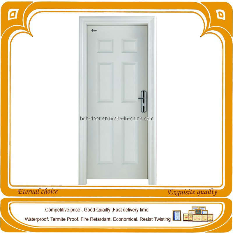 Steel Interior Room Door (HY-111)