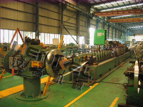 Stainless Steel Tube Pipe-Welded Machine (40*100)
