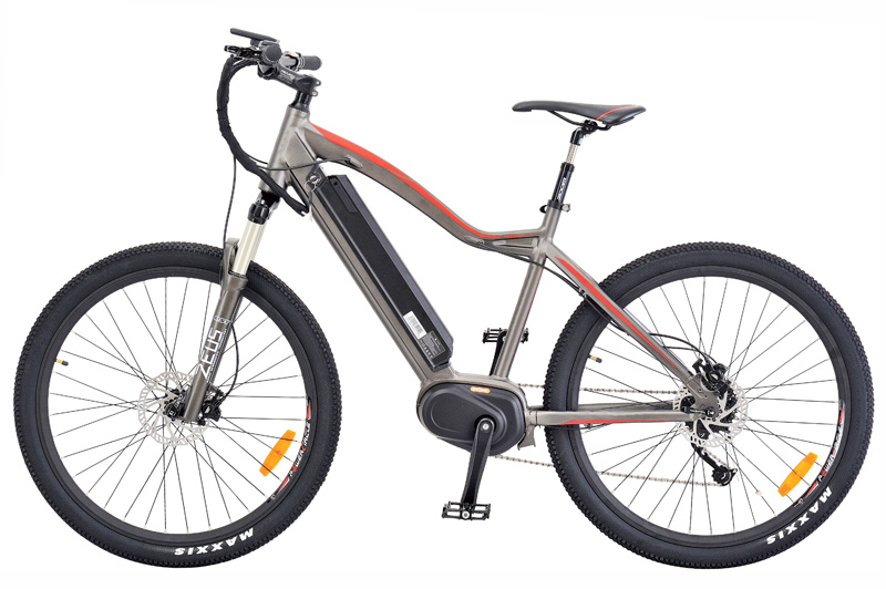 27.5 Inch Fat Tire Mountain Electric Bicycle