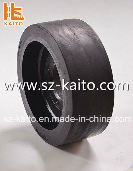 Solid Tyre Pn2136695 for W100 Milling Machine