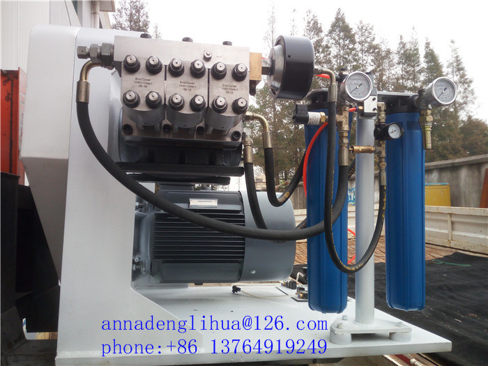 Waterjet UHP Pump (YH-H2O-50)