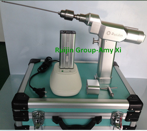 Orthopaedic Surgical Canulate Drill of Ce Approved/K Wire Drill Power Tool ND2011
