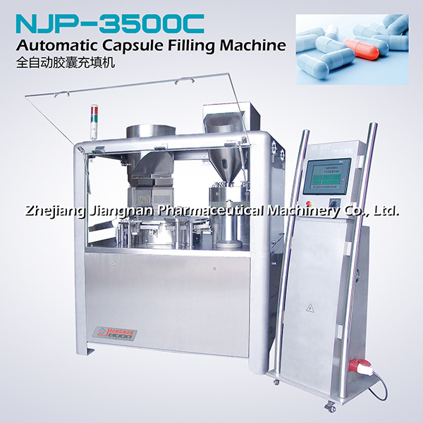 Automatic Capsule Filling Machine (NJP-3500C)