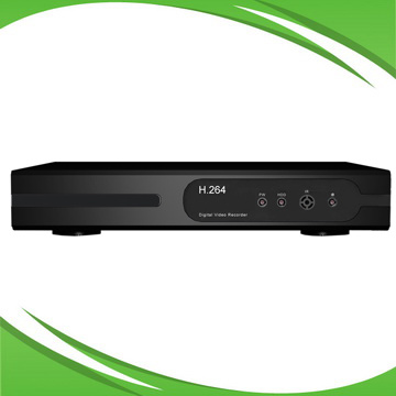 H. 264 Ahd/Cvi/Tvi/Analog 4-in-1 DVR