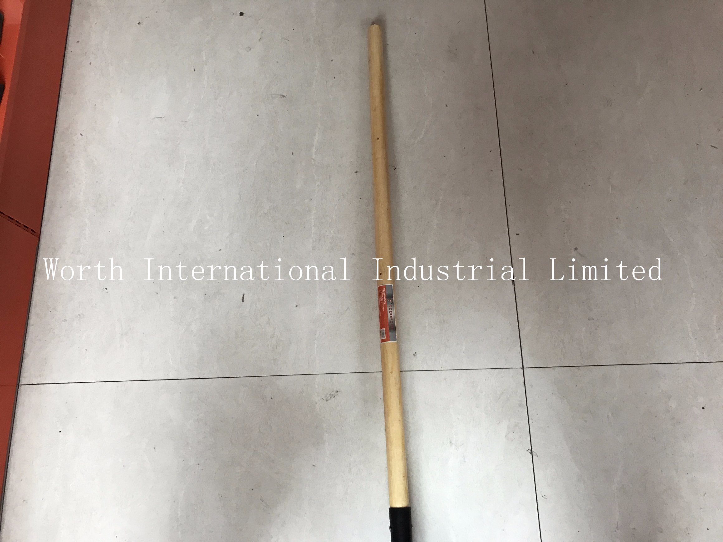 Long Wooden Handle Shovel with Second Grade Handle