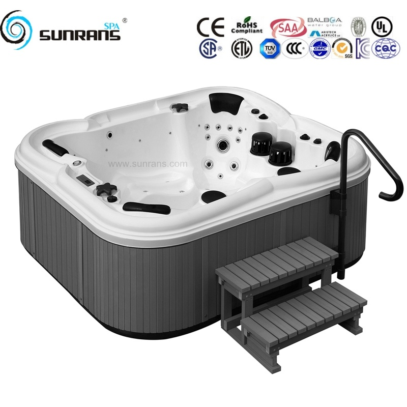 China european style massage bathtub outdoor massage for European bathtub