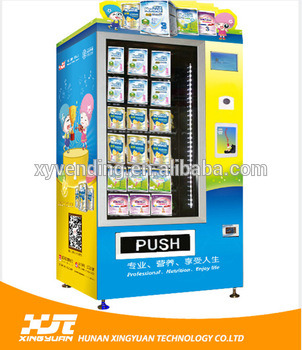 Customized Vending Machine for Books, T-Shirts, Nail Polish, Umbrella