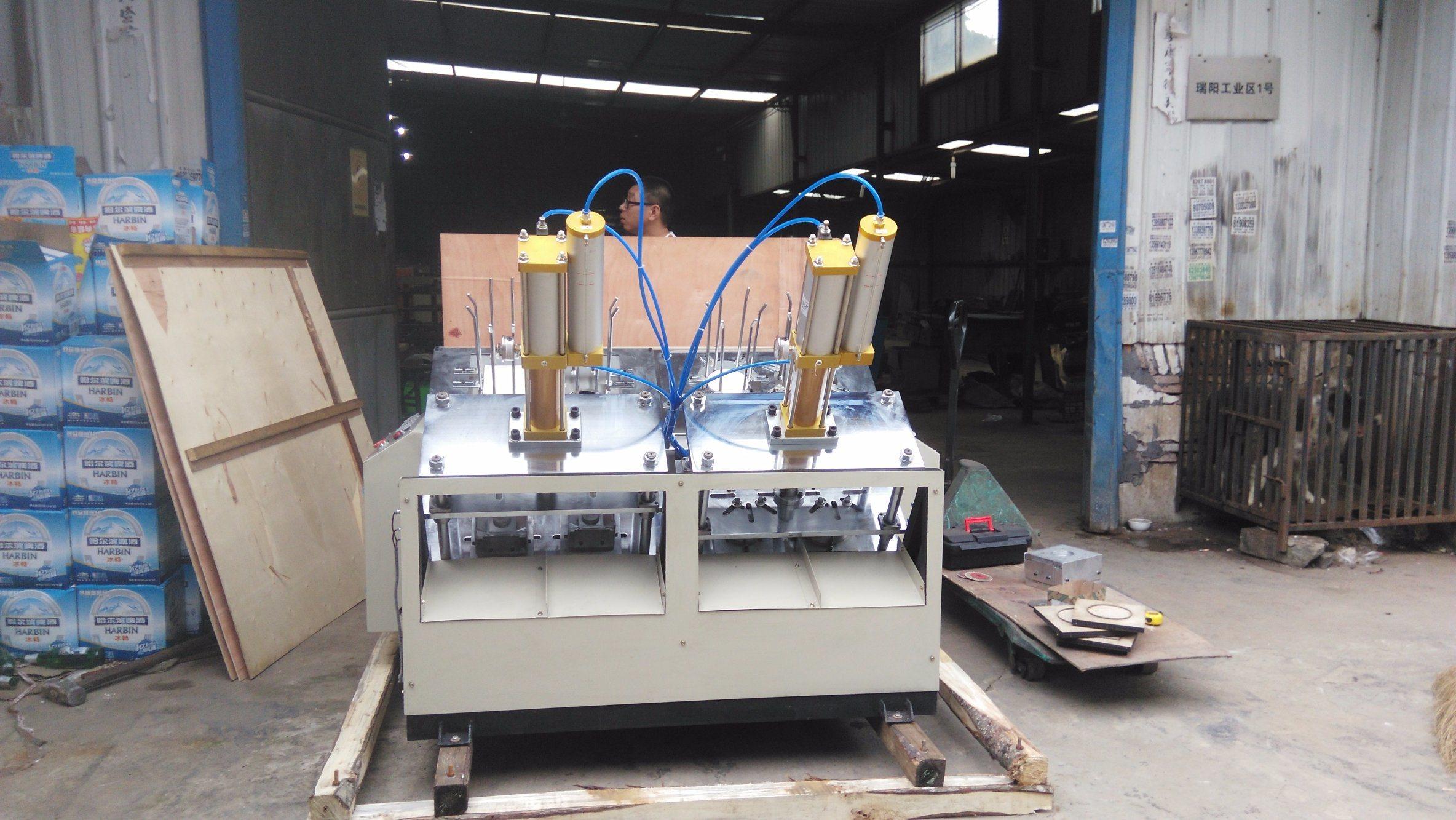 Paper Plate Forming Machine Dish Machine
