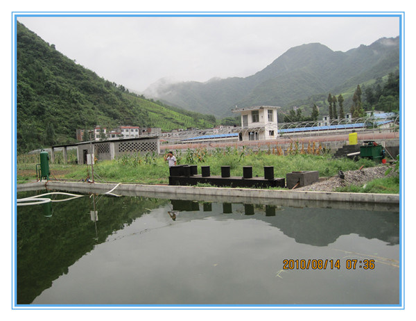 Integrated Wastewater Treatment Equipment (machine)