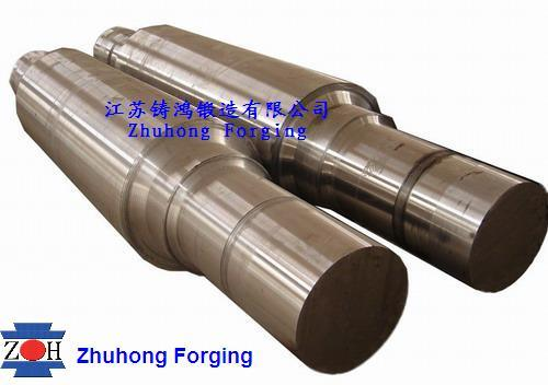 Forged Steel Shaft Bars 42CrMo4
