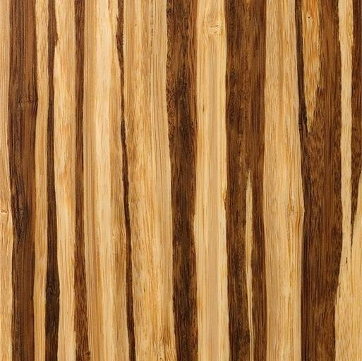 3 Ply Strand Woven Natural Color Bamboo Panel
