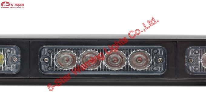 Super Slim 3W LED Police Warning Lightbar