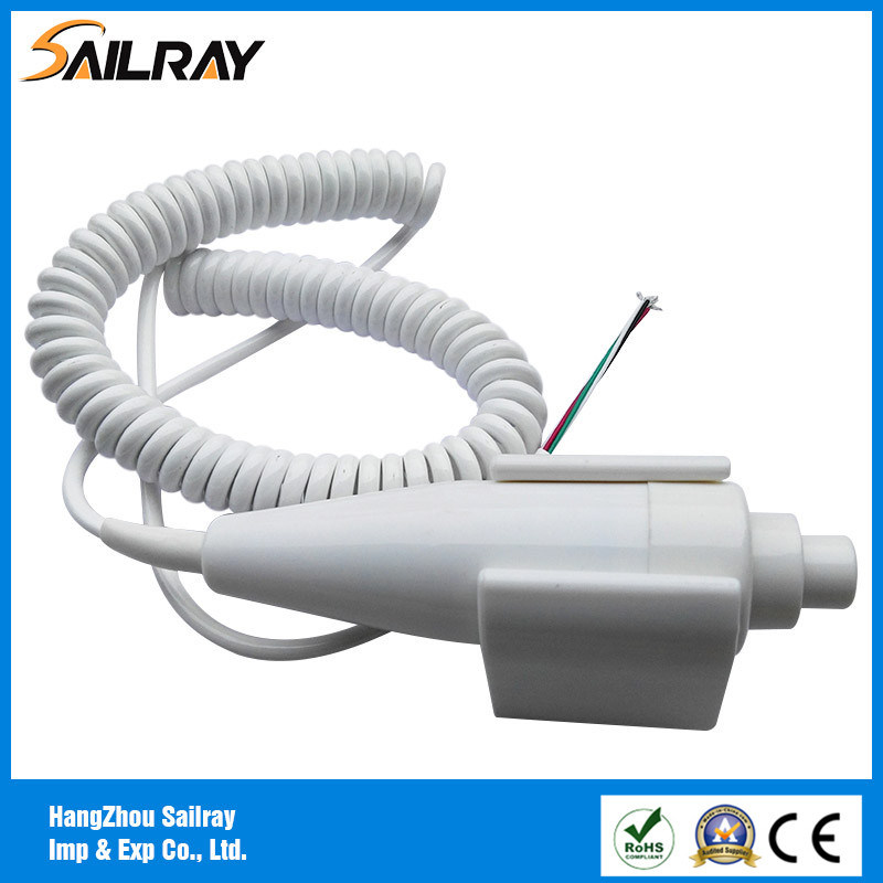 3cores 5m X-ray Hand Switch with Omron Micro Switch