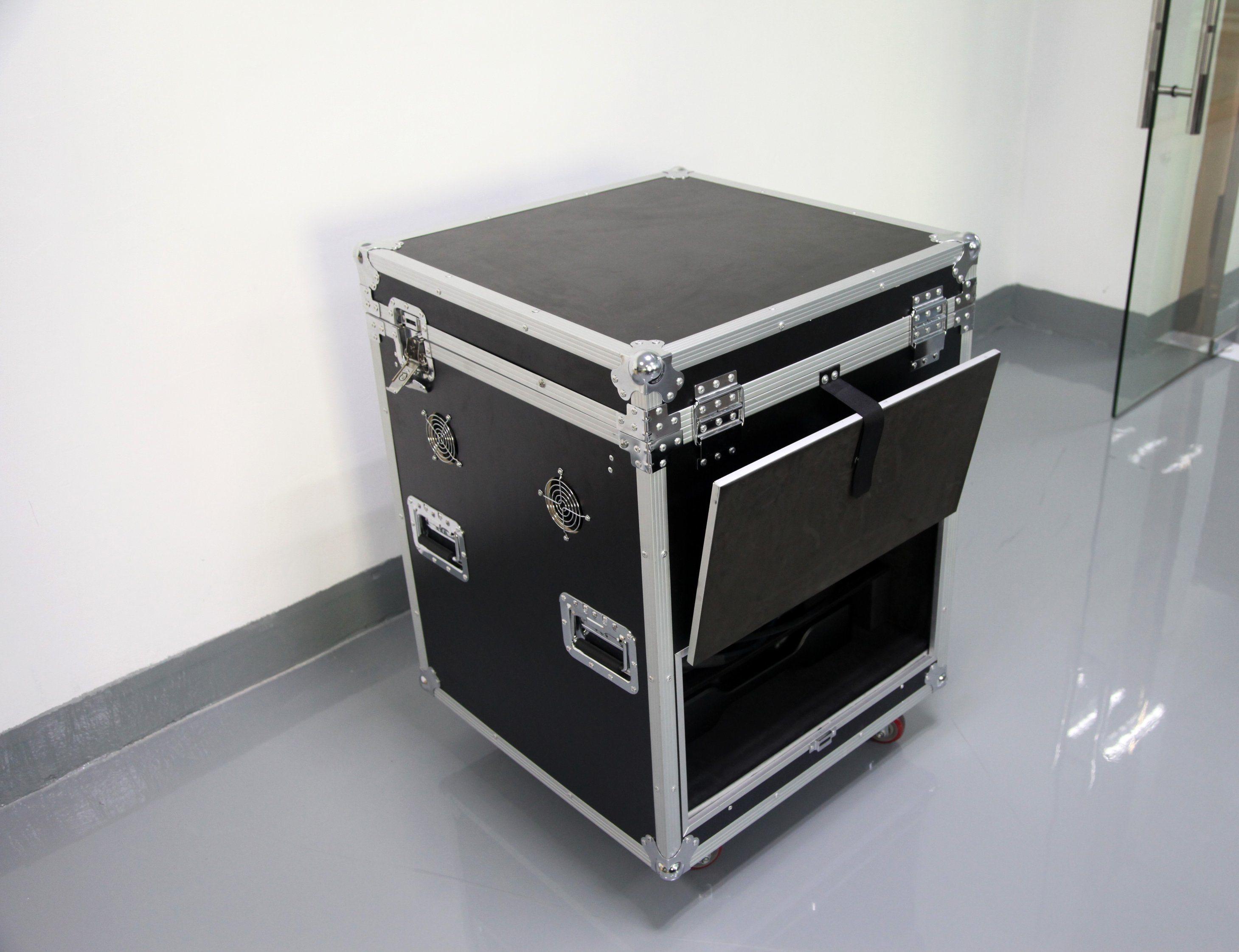 Portable Under Vehicle Surveillance System