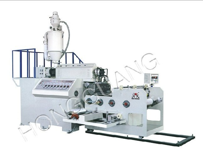 DF-55/65 Single/Double-Layer Co-Extrusion Stretch Film Making Machine (DF Series)
