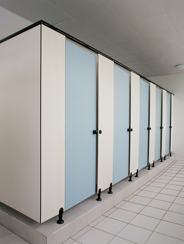 China Toilet Partition DEBO11011706 China Washroom Partition Toilet Cubi