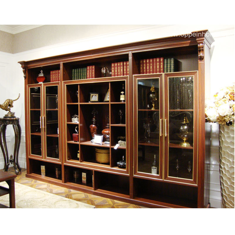 Decorative Glass Kitchen Cabinet