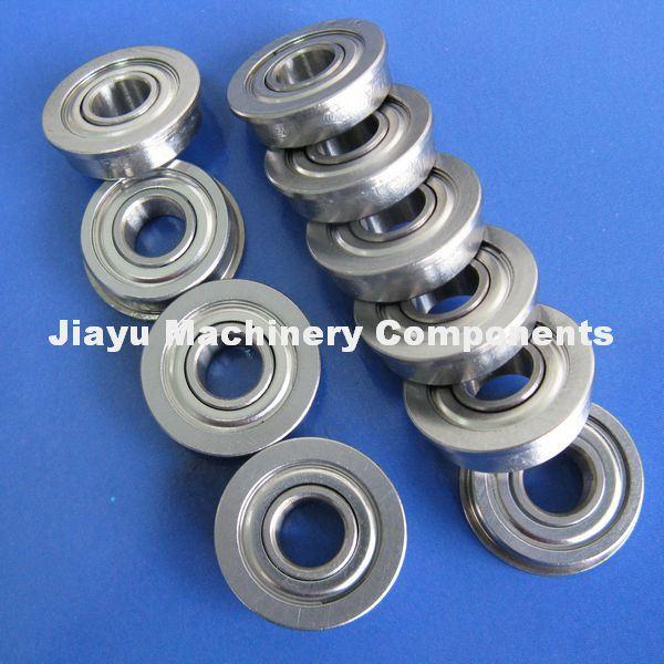 Sfr4zz Stainless Steel Flange Ball Bearings 1/4 X 5/8 X 0.196 Sfr4-2RS Ssrf4zz