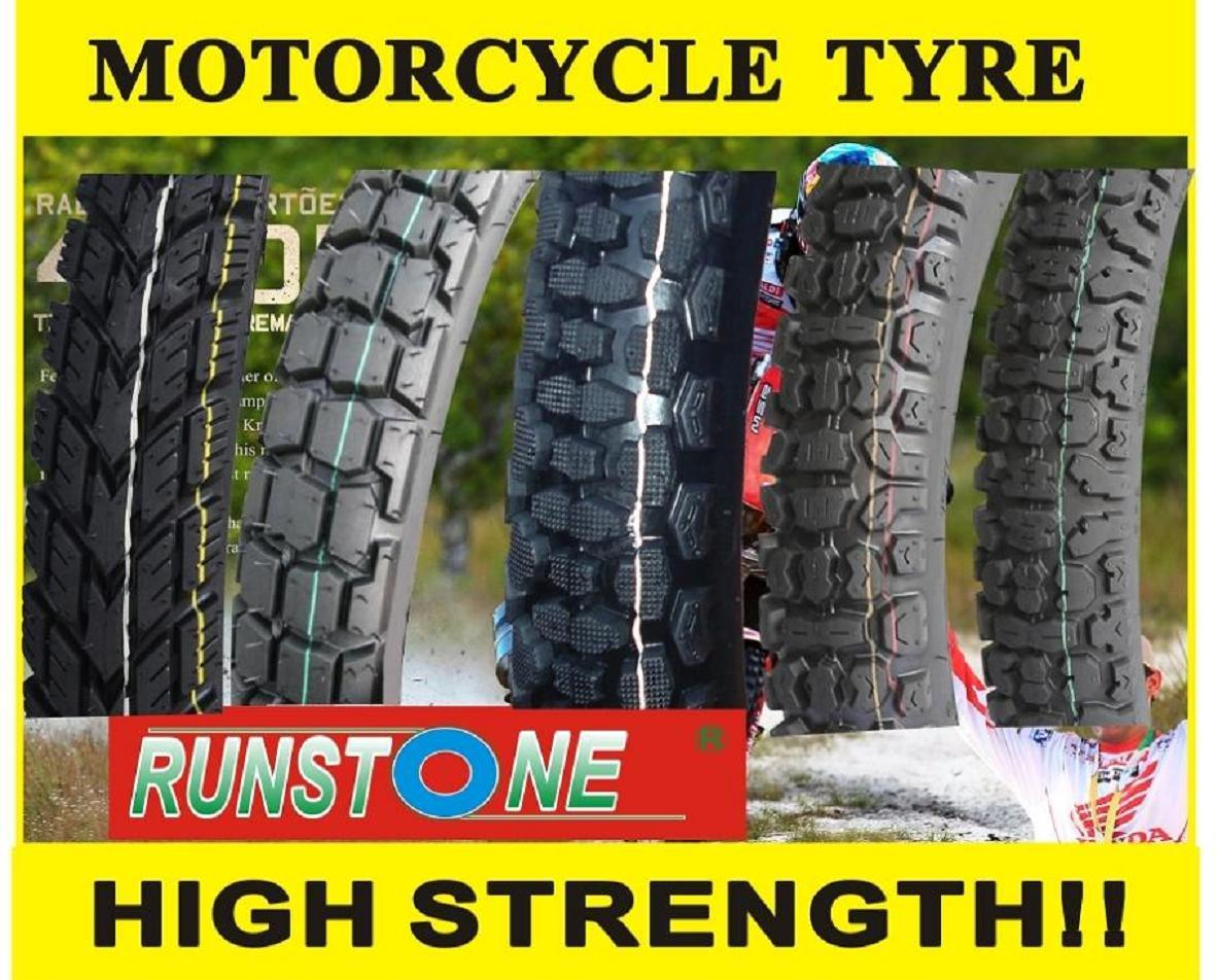High Strength Motorcycle Tyre/Motorcycle Tire/Inner Tube 2.75-18 3.00-18