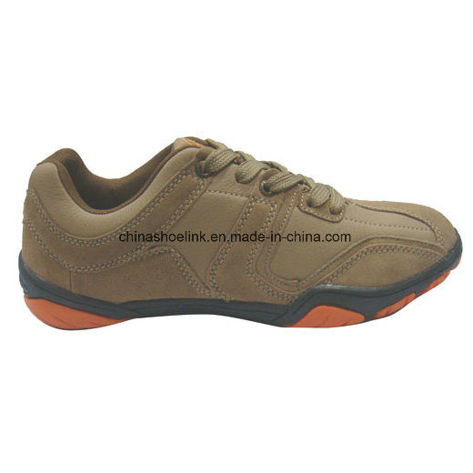 Fashion Man′s Leather Casual Shoes