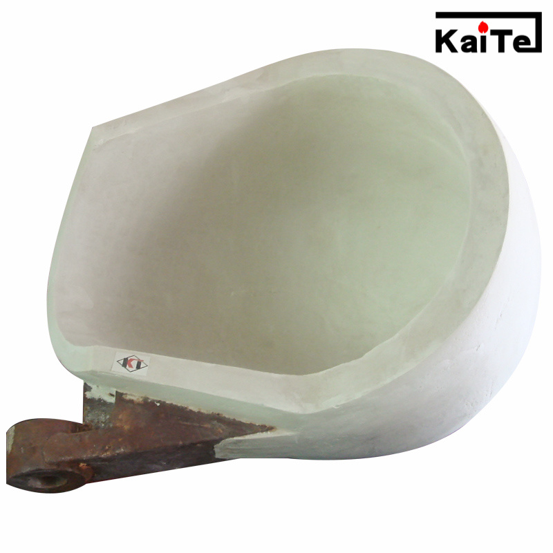 Ceramic Fiber Pouring Ladle with High Quality