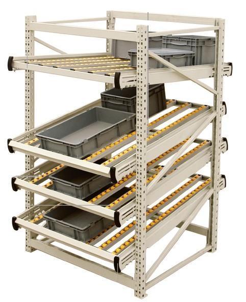China Warehouse Rack, Slide Rack