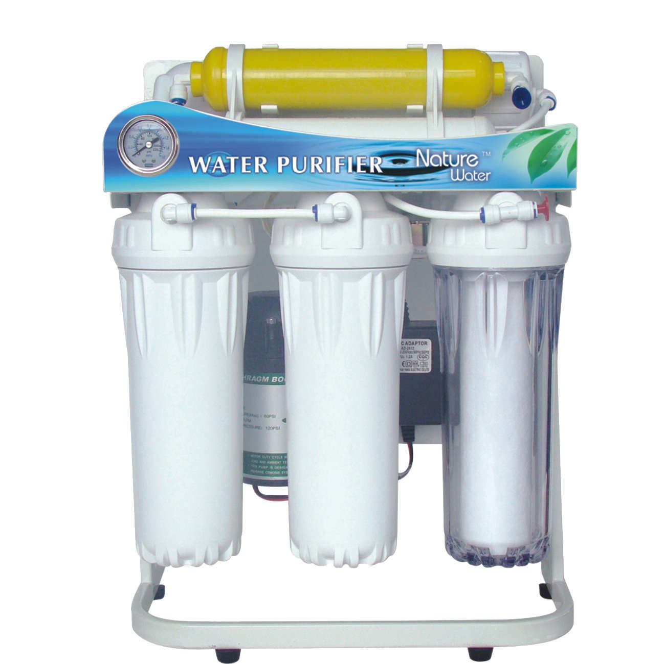 China RO Wat... Reverse Osmosis Water Filter System