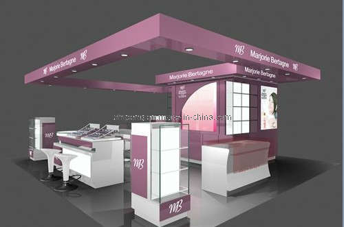 China Cosmetic Store Interior (SP-RD) - large image for Stool
