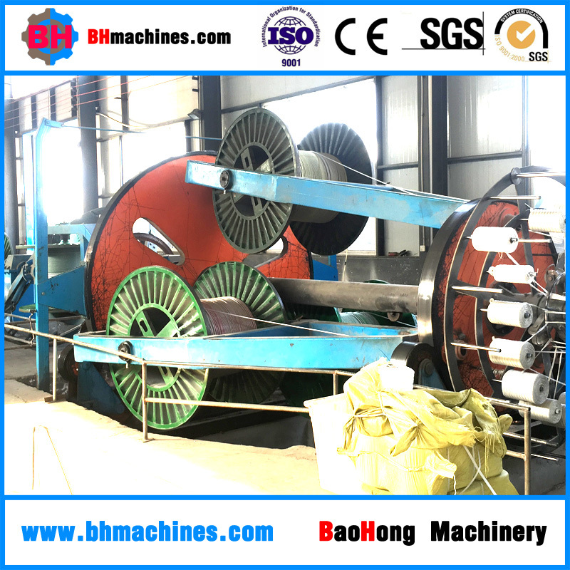 Core Laying up Machine for (3 / 4 / 5 core) Power Cables