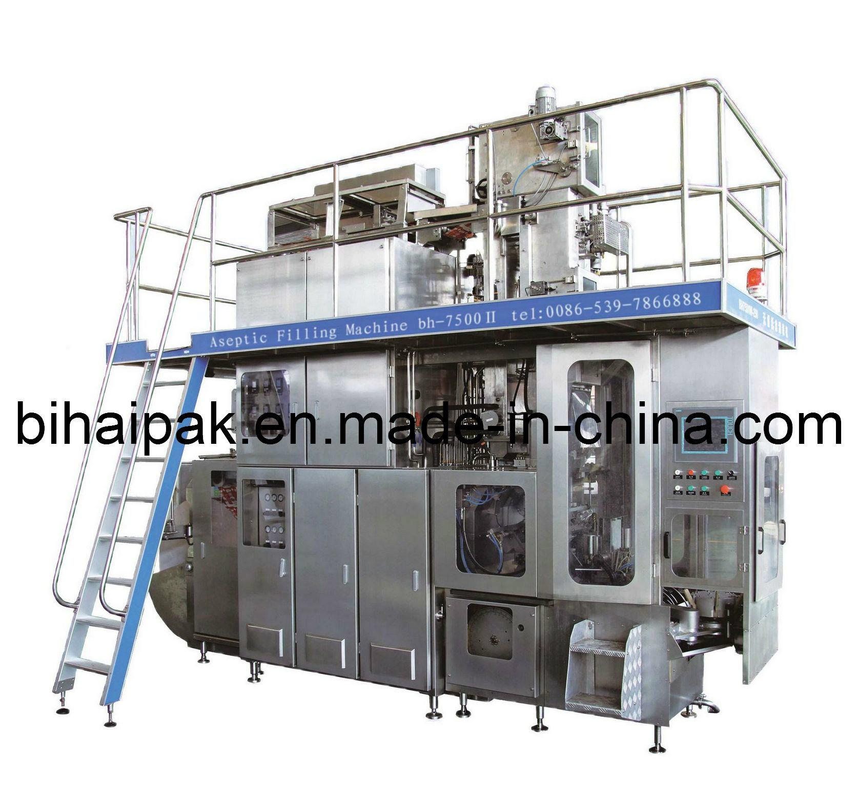 Bihai Pak Uht Milk Filling Machine (BH7500)