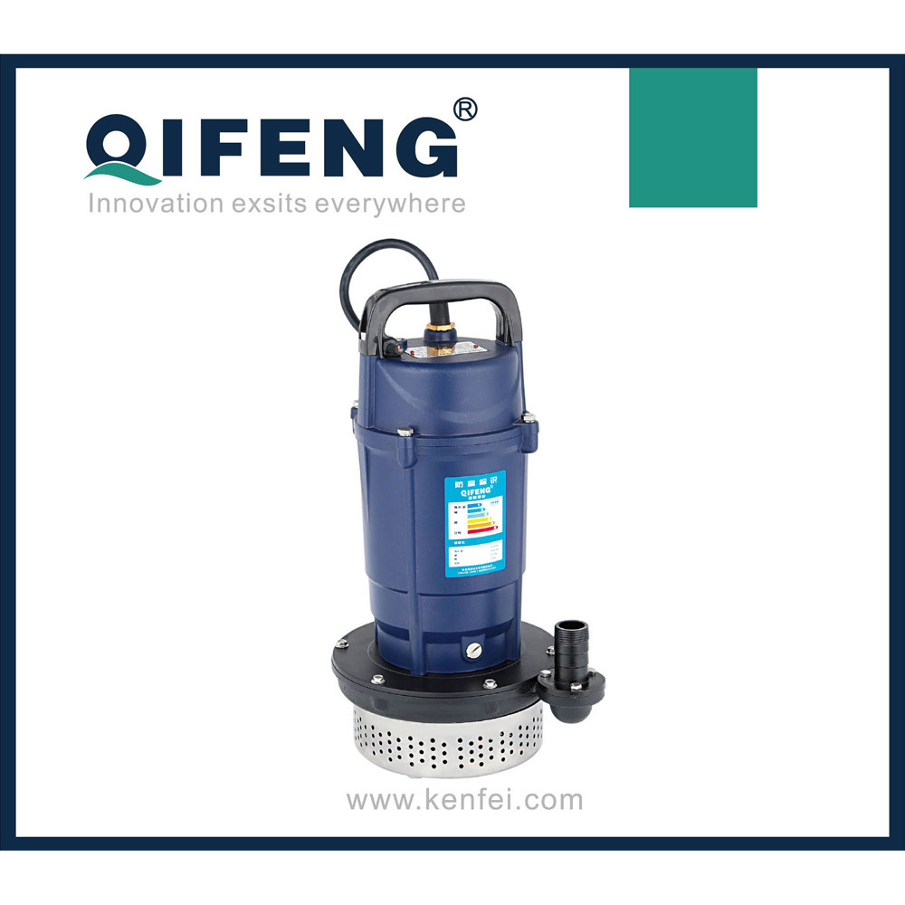 Submersible Pump, Water Pump, Deep Well Pump  (QDX1.5-17-0.37)