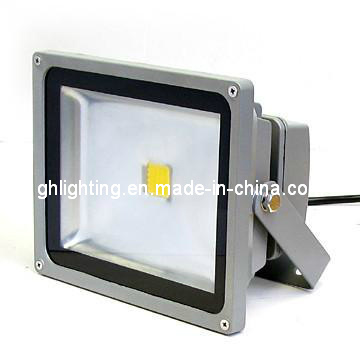 50W IP65 LED Outdoor Flood Light with 3 Years Warranty