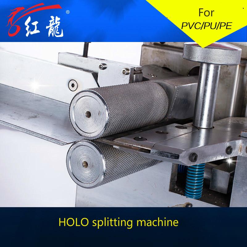 Holo separator Conveyor Belt Splitting Machine