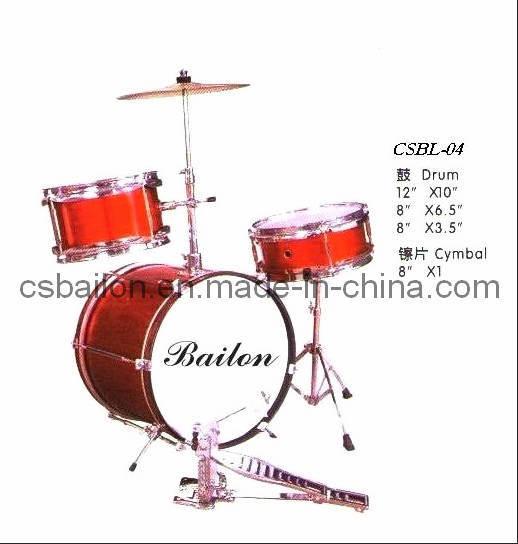Drum Set (CSBL-04)