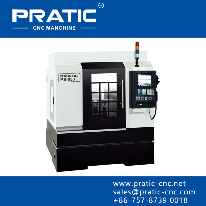 Automatic Tool Changer Shoe Mould Making CNC Machine-Pratic