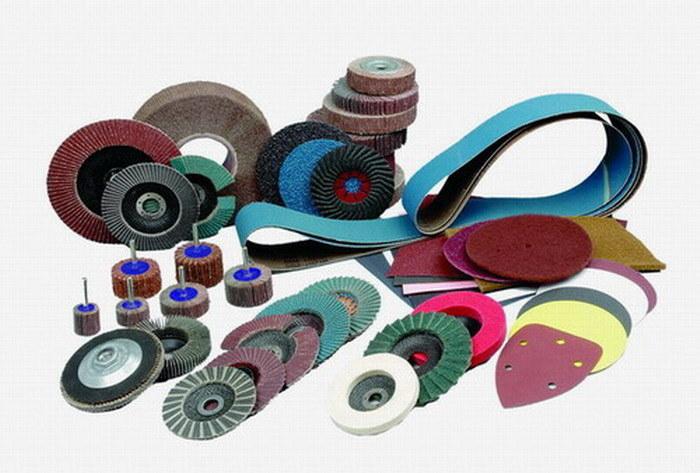 Абразивные материалы принято различать по прочности (мягкие, прочные, сверхпрочные)