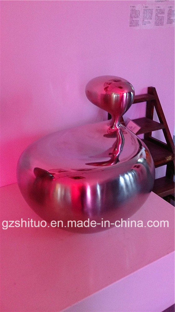 Water, Creative and Abstract Stainless Steel Furniture