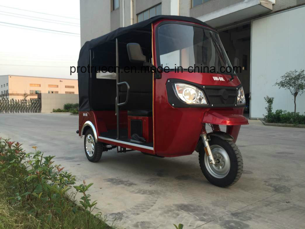 Passenger Tricycle/Keke/Three Wheel Motorcycle for 4-6 Person (DTR-11B)