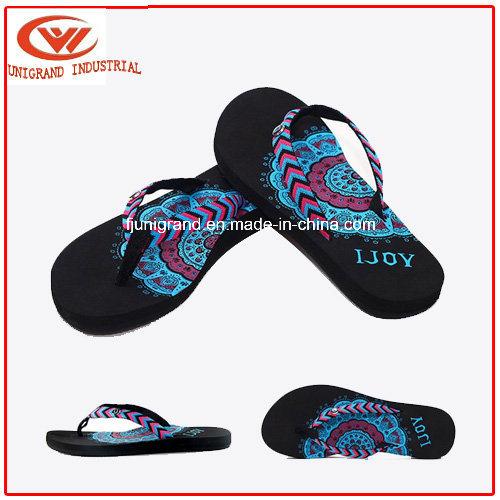 Ladies Bohemia Beach Flip-Flops for Outdoor