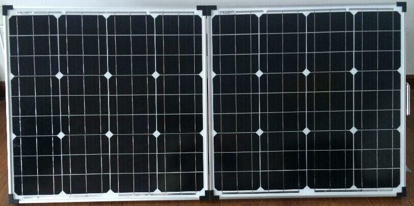 60W Foldable Solar Panel for Europe Market