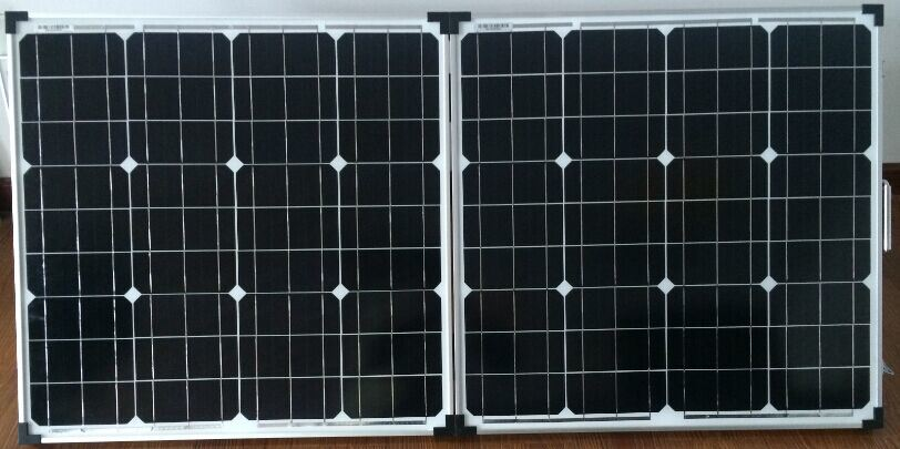 Foldable Solar Panel for USA Anti-Dumping Free