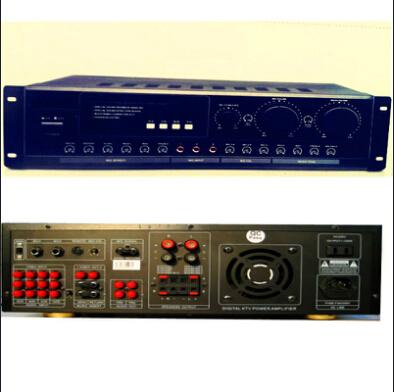 450W Professional Karaoke Feedback Function KTV Amplifier (OK-790)