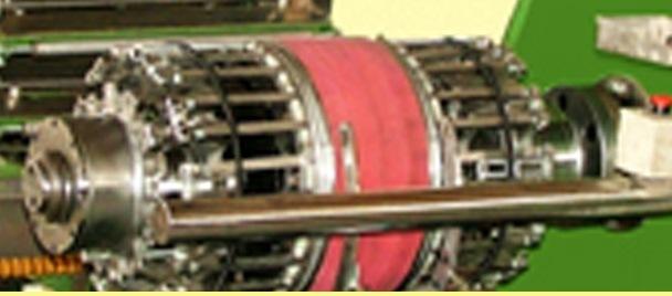 M/C-STB-ATV-4p Rubber Tyre Building Machine (0815)