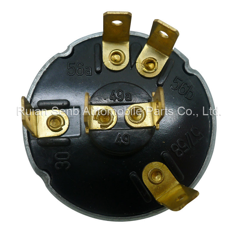 Ignition for Tractor Light Switch