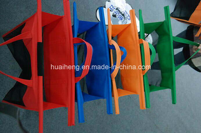 Portable Foldable Supermarket Trolley Non Woven Bag for Shopping