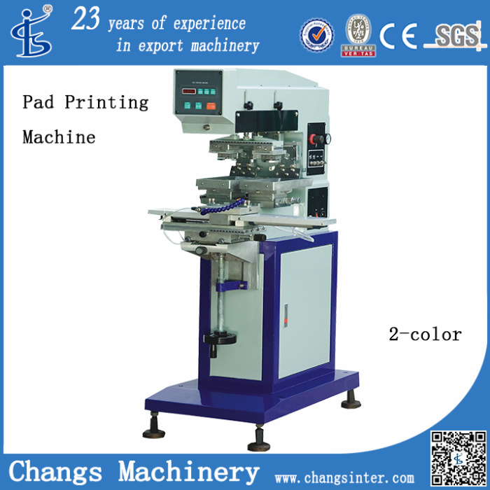 Automatic Pad Printer with Conveyor for Sale