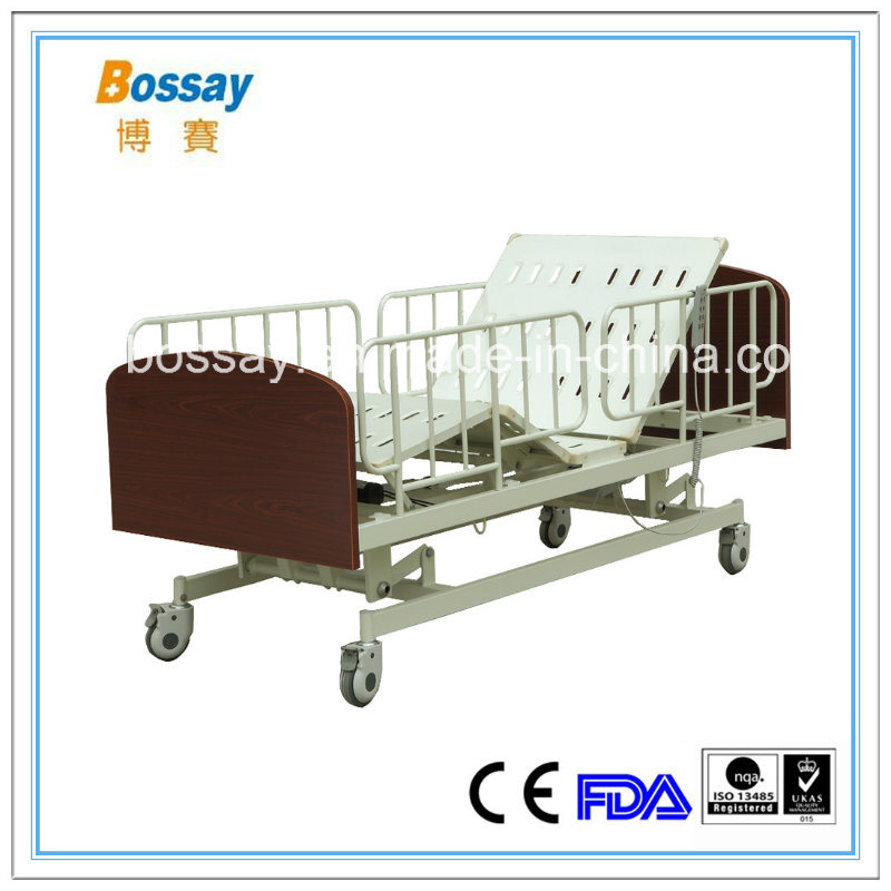Electric Nursing Home Bed Three Functions Care Bed