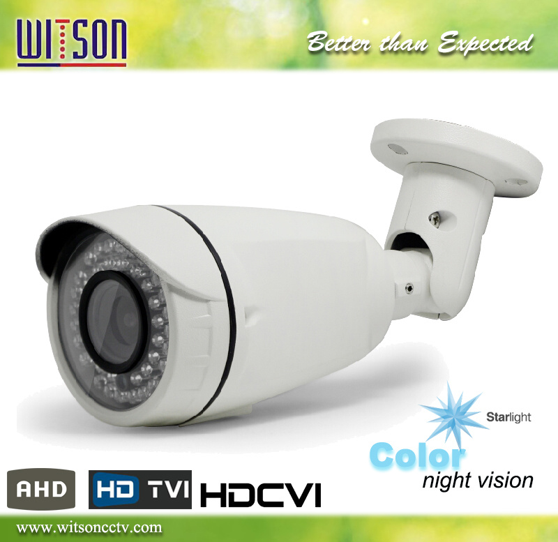 Ahd Hdcvi HD Tvi HD CCTV Starlight Camera