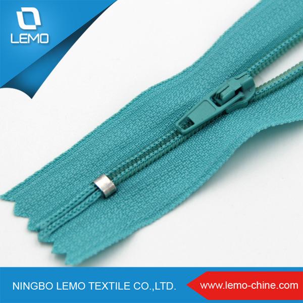 #3 #4 #5 C/E a/L Customer Nylon Zipper for Jeans