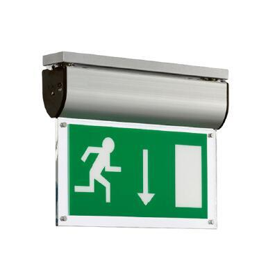 LED Self-Contained Emergency Light Exit Signs (with DALI interface)